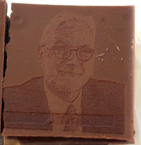 Rick In Chocolate